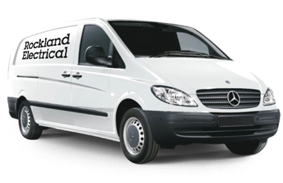Rockland Electrical Van